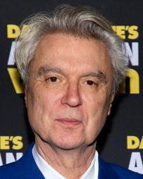 David Byrne Headshot