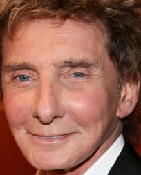 Barry Manilow Headshot