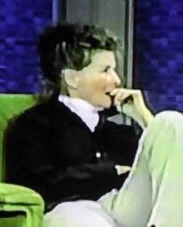Katharine Hepburn Headshot