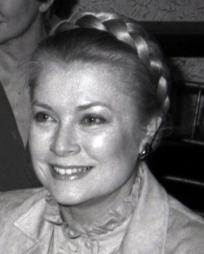 Grace Kelly Headshot