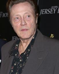 Christopher Walken Headshot