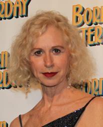Patricia Hodges Headshot
