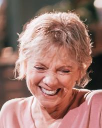 Gretchen Corbett Headshot