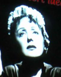 Edith Piaf Headshot