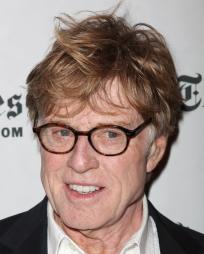 Robert Redford Headshot