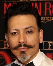 Ricky Rojas Headshot