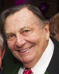 Barry Humphries Headshot