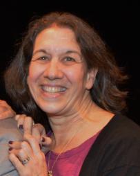 Marcia Goldberg Headshot