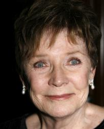 Polly Bergen Headshot