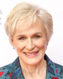 Glenn Close Headshot