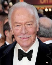 Christopher Plummer Headshot