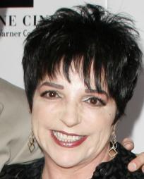 Liza Minnelli Headshot