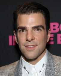 Zachary Quinto Headshot