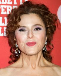 Bernadette Peters Headshot