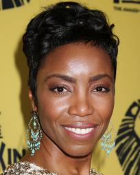 Heather Headley Headshot