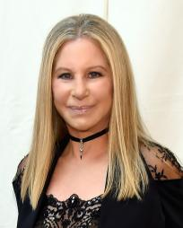 Barbra Streisand Headshot