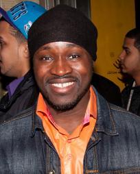 Ismael Kouyaté Headshot