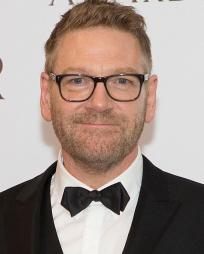 Kenneth Branagh Headshot