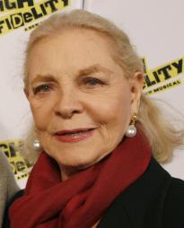 Lauren Bacall Headshot