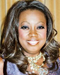 Star Jones Reynolds Headshot