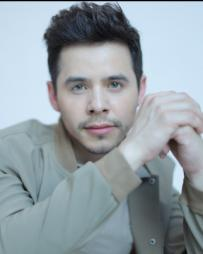David Archuleta Headshot