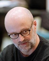 David Harrower Headshot
