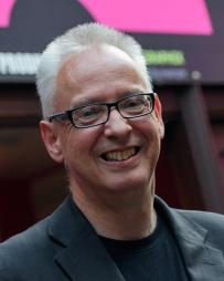 Alan Pollock Headshot