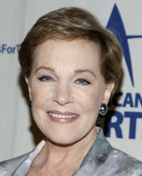 Julie Andrews Headshot