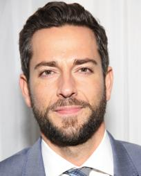 Zachary Levi Headshot