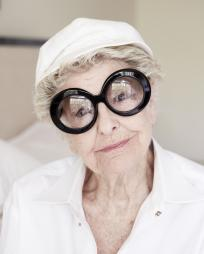 Elaine Stritch Headshot