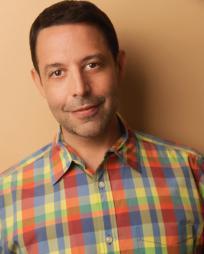 Steve Rosen Headshot