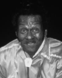 Chuck Berry Headshot