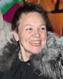 Laurie Anderson Headshot