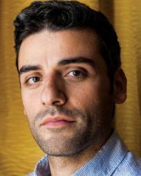 Oscar Isaac Headshot