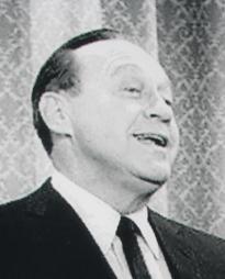 Jack Benny Headshot