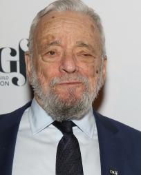 Stephen Sondheim Headshot