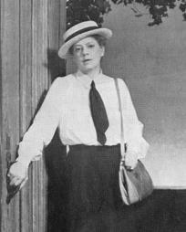 Ethel Barrymore Headshot