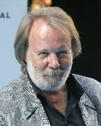 Benny Andersson Headshot