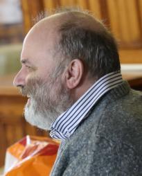 Jim Cartwright Headshot