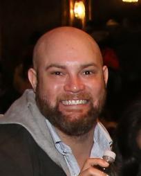 Gregory Treco Headshot