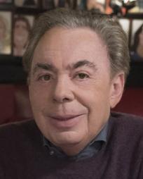 Andrew Lloyd Webber Headshot