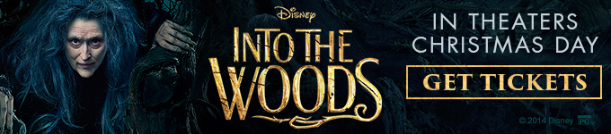 INTO THE WOODS Articles