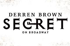Derren Brown: Secret Broadway Reviews