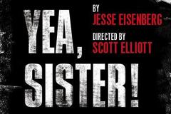 Yea, Sister! Logo