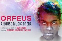 Orfeus: A House Music Opera Logo