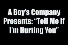 A Boy's Company Presents: