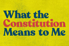 What the Constitution Means to Me logo
