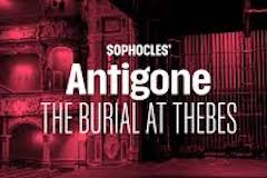 Sophocles' Antigone: The Burial at Thebes