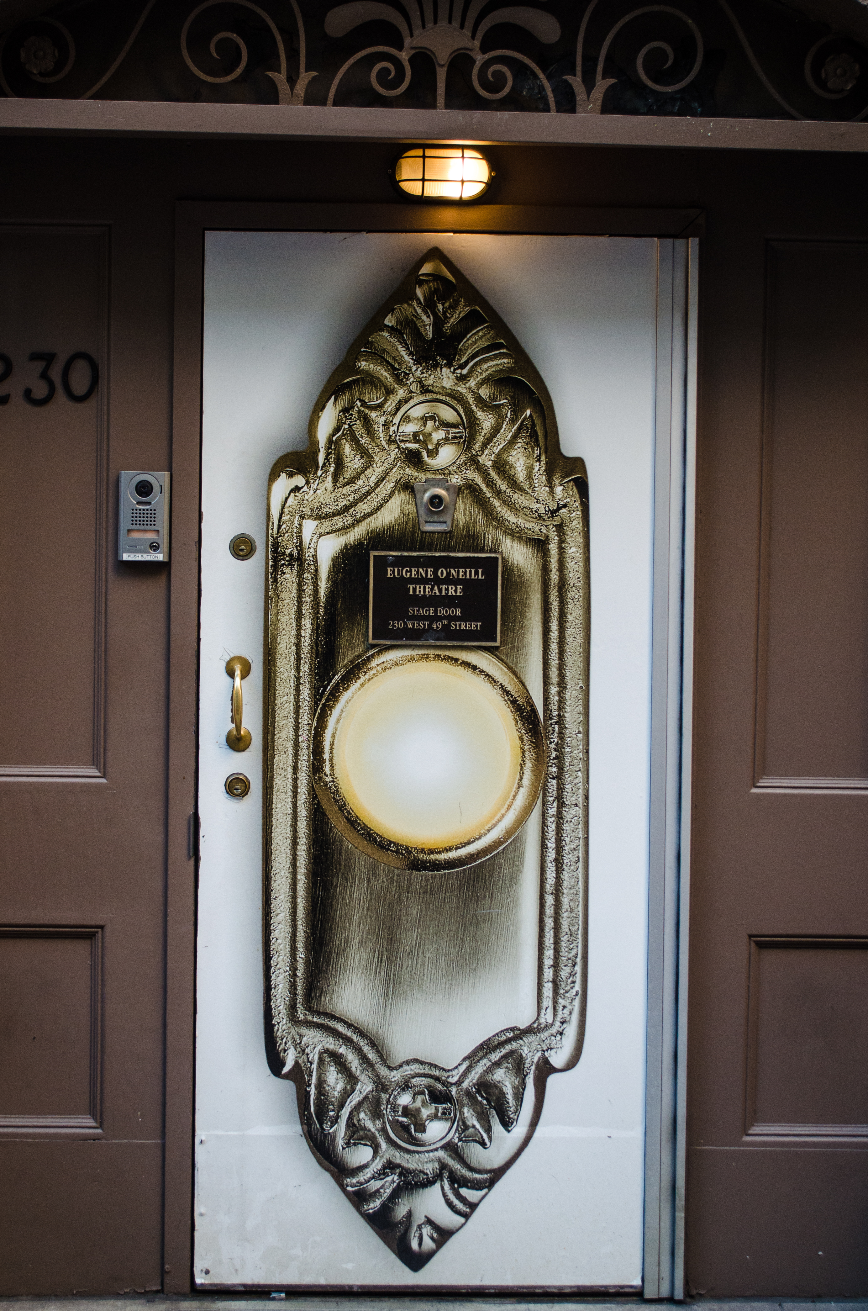 Eugene O'Neill Theatre (Broadway) - Theater Information Stage Door