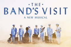 THE BAND'S VISIT Grosses